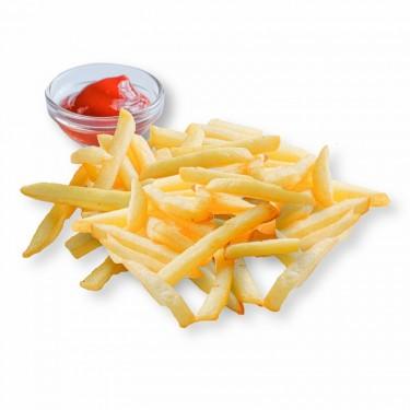 Картофель фри c кетчупом